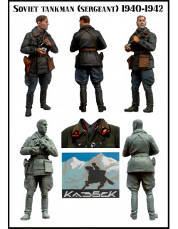 Evolution Miniatures 35047, U.S. Army Special Forces Operator Set 2, SCALE 1:35