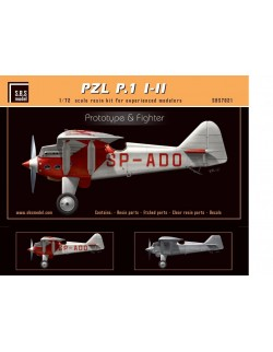 S.B.S Models, 1:72, 7018 Fiat G.50 Freccia 'Finnish Air Force'