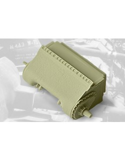 FURY MODELS 1/35, 35009, US light tank M3 (late)/M3A1/M3A3 Idler set
