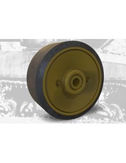 FURY MODELS 1/35, 35025,US tank M4 Sherman VVSS Stamped Spoke roadwheels (C85163