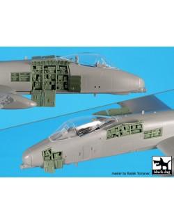 Sea King AEW 2 Radar + electronics cat.n.: A72055 for Dragon , BLACK DOG, 1:72