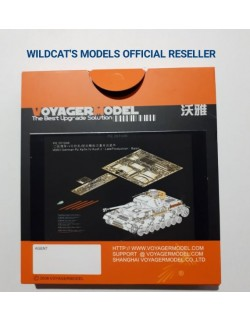 351046, PE for WWII German Pz.Kpfw.IV Ausf.J(LateProduction)Basic(For RFM 5033), VOYAGERMODEL 1/35