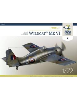 ARMA HOBBY, 70020 Hurricane Mk I - 303 Squadron PAF - Model Kit, scale 1:72