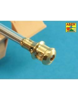 75mm KwK40L/48 barrel w/middle model muzzle brake for Pz.IV H, ABER 35L237, 1:35