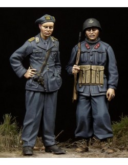 SS panzer recon officer 1 (1 figure), The Bodi, TB-35080, 1:35