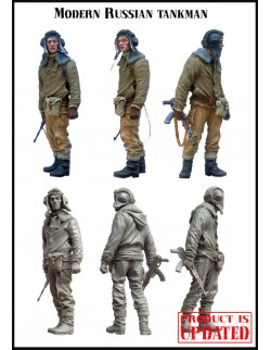 Evolution Miniatures 35126, Russian Soldiers (Chechnya) , SCALE 1:35