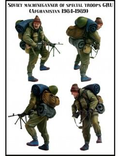 Evolution Miniatures 35011, Modern Russian Tankman, SCALE 1:35