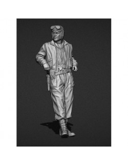 PANZER ART FI35-117 US tanker with coverall No.2 (1 FIGURE), SCALE1:35
