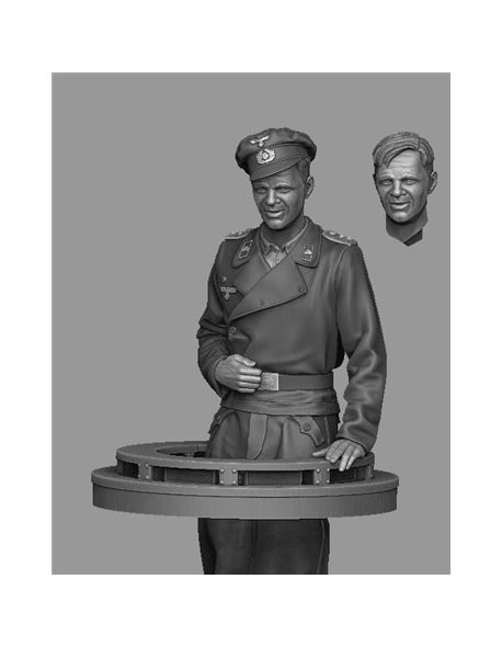 PANZER ART FI35-116 US tanker with coverall No.1 (1 FIGURE), SCALE1:35