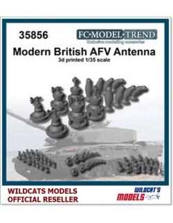 FC MODEL TREND 35856, Modern British AFV antenna, 3d printed, - for ALL, 1/35