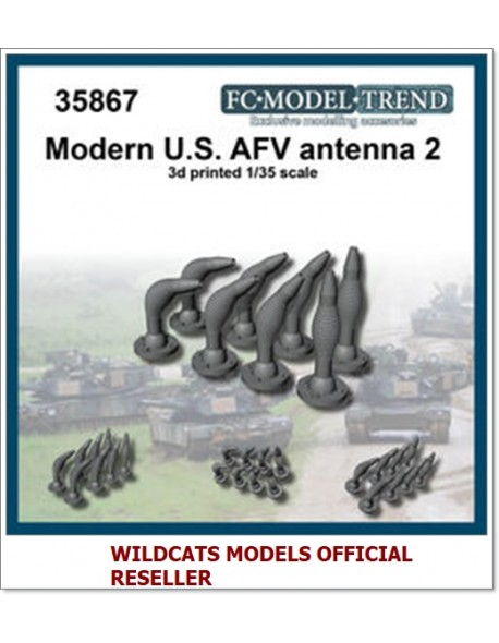 FC MODEL TREND 35707 Panzer IV tool clamps, 3d printed - for ALL, 1/35 Scale