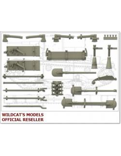 MINIARM, 1/35 , B35210 , T-26 Tool Set