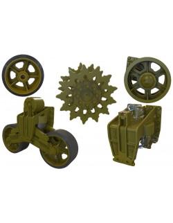 FURY MODELS 1/35, 35037, US tank M3 Lee/Grant suspension set