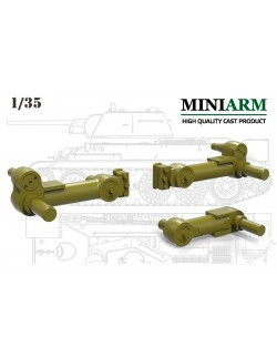 MINIARM, 1/35 , B35198, T-34 Torsions set (Factory N112 Krasnoe Sormovo)