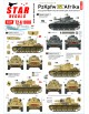 Star Decals 72-A1084, Panzer in the Desert NO 1. PzKpfw I Ausf A in N.Africa ,1/72
